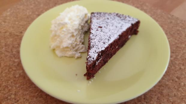 Rote-Rüben-Schoko-Kuchen - Rezept - Bild Nr. 3