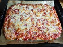 "Original italienische Pizza ""Diabetikerlike - mit Dinkelmehl"" - Rezept - Bild Nr. 2"