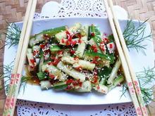 Koreanischer Gurkensalat - Rezept - Bild Nr. 2