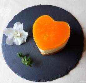 Mascarpone - Passionsfrucht - Herzen - Rezept - Bild Nr. 2