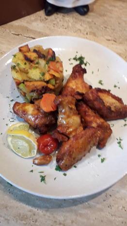 Chicken-Wings Teil 2 mit Beilage - Rezept - Bild Nr. 10