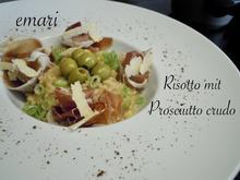 Risotto mit Prosciutto Crudo - Wir bauen uns ein Rezept - Nr. 2 - Rezept - Bild Nr. 9888