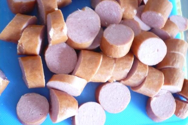 Wurstgulasch - Rezept - Bild Nr. 3