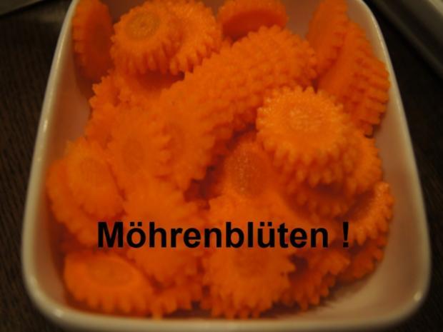 Rindfleischsuppe mit Gemüse, Eierstich, Leberknödel und Nudeln - Rezept - Bild Nr. 4