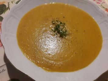 Rote Linsen - Suppe - Rezept - Bild Nr. 2