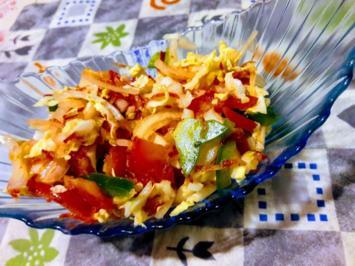 Chinakohl Salat - Rezept - Bild Nr. 2