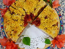 Meersburger Apfelkuchen mit Streuseln - Rezept - Bild Nr. 2