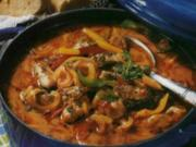 Gyros-Suppe - Rezept