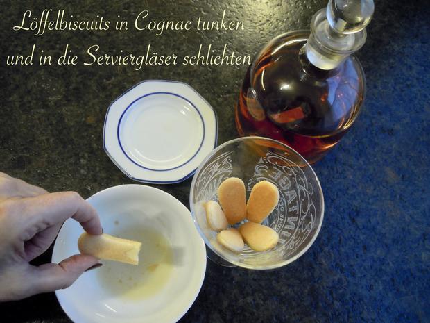 Rüdesheimer Schokocreme  - Wir bauen uns ein Rezept: Nr 3 - Rezept - Bild Nr. 9918