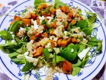 Postelein Salat - Rezept - Bild Nr. 2