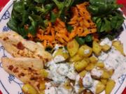 Hähnchenbrust mit Kartoffelwürfel - Rezept - Bild Nr. 2