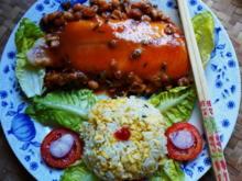 Geschmortes Doradenfilet mit Erdnüssen – Hua Sheng Shao Yu - Rezept - Bild Nr. 2