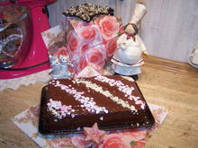 Schokoladenkuchen für Marie - Rezept - Bild Nr. 9934