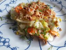 Kohlrabi-Möhren-Kartoffeln aus dem Ofen - Rezept - Bild Nr. 2