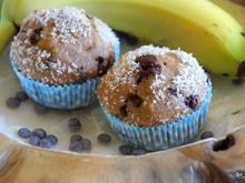 Gebäck: Bananenbrot-Muffins - Rezept - Bild Nr. 2