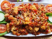 Chinesische, pikante Hühnerbrust - Yu Xiang Ba Kuai Ji - Rezept - Bild Nr. 2