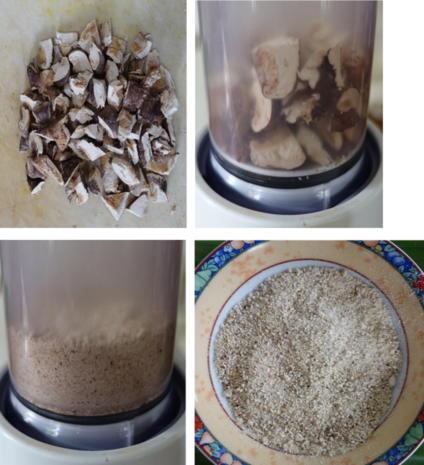 Frittierte Tofubällchen im Sesam-Mantel - Rezept - Bild Nr. 3