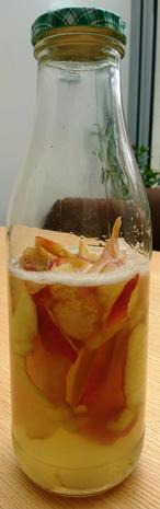 Dinkelsauerteigbrot mit wilden Hefen - Rezept - Bild Nr. 10015