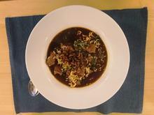 Suppe Asia-Style mit Grünkohl - Rezept - Bild Nr. 2