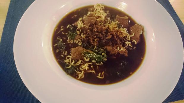 Suppe Asia-Style mit Grünkohl - Rezept - Bild Nr. 6