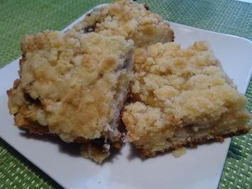 Apfelkuchen mit Butterstreusel - Rezept - Bild Nr. 2