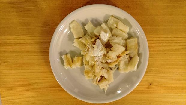 Bacalhau mit Pasta - Rezept - Bild Nr. 4