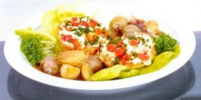 Bruchetta mit Balsamico-Schalotten - Rezept