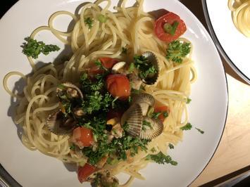 Rezept: Spaghetti fasolari