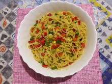 Spaghettisalat - Rezept - Bild Nr. 10
