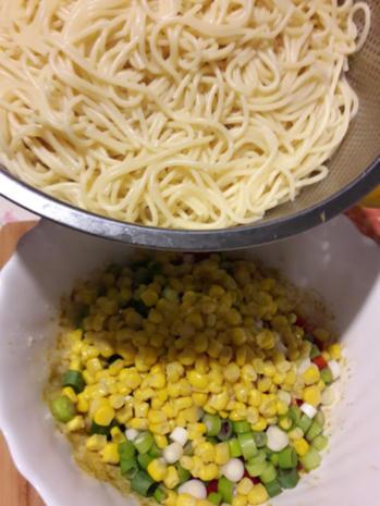 Spaghettisalat - Rezept - Bild Nr. 16