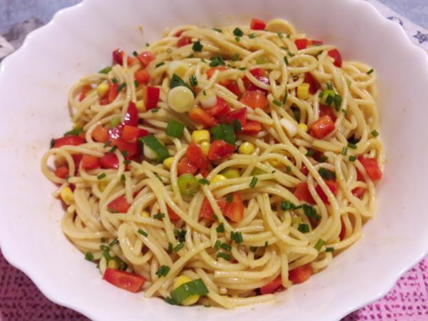 Spaghettisalat - Rezept - Bild Nr. 17