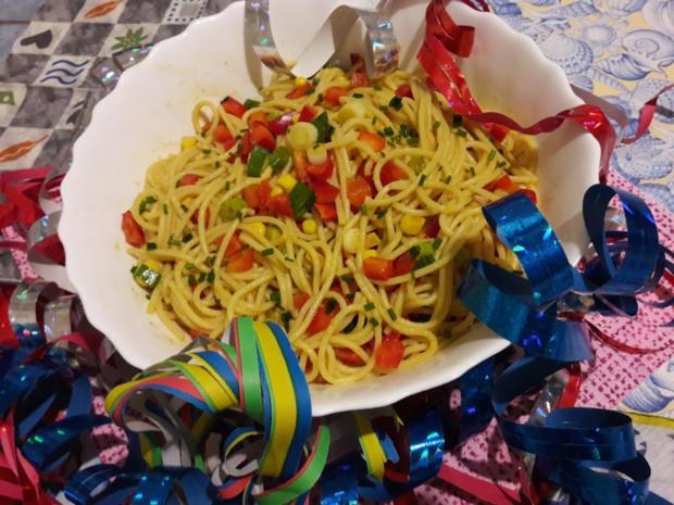 Spaghettisalat - Rezept - Bild Nr. 18