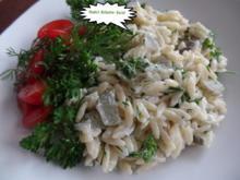Nudel-Kräuter-Salat - Rezept - Bild Nr. 10000