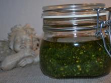 Petersilien-Chili-Pesto - Rezept