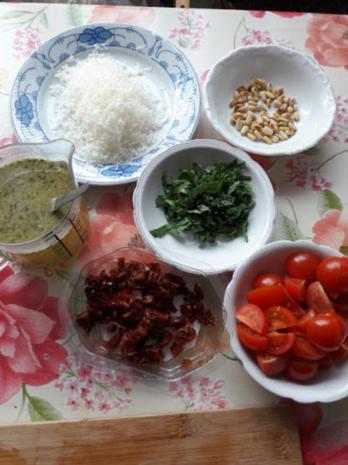 Gebratene Spätzle mit Zucchini - Rezept - Bild Nr. 10013