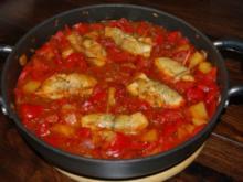 Annis provenzialische Fischpfanne - Rezept
