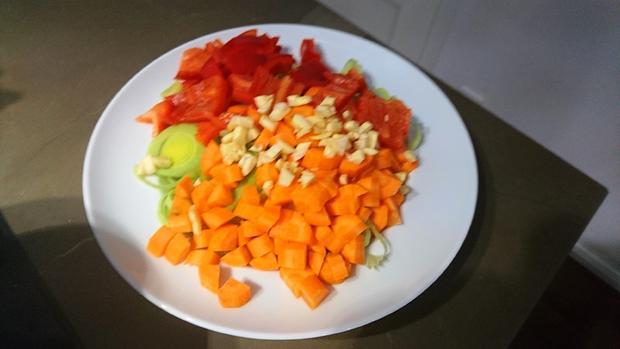 Wokgemüse mit Grünkohl - Rezept - Bild Nr. 5