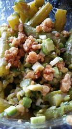 Spargelsalat mit Avocado - Rezept - Bild Nr. 2