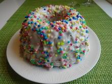 Konfetti-Kuchen - Rezept - Bild Nr. 2