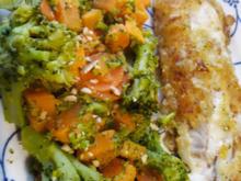 Brokkoli-Möhren-Süßkartoffel-Gemüse - Rezept - Bild Nr. 2
