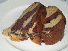 Der fluffigste Mamorkuchen überhaupt - Rezept