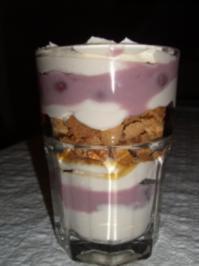 Marzipan-Kirsch-Crunch - Rezept