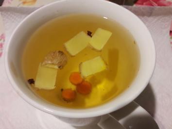 Kurkuma-Ingwer-Nelken-Tee - Rezept - Bild Nr. 2