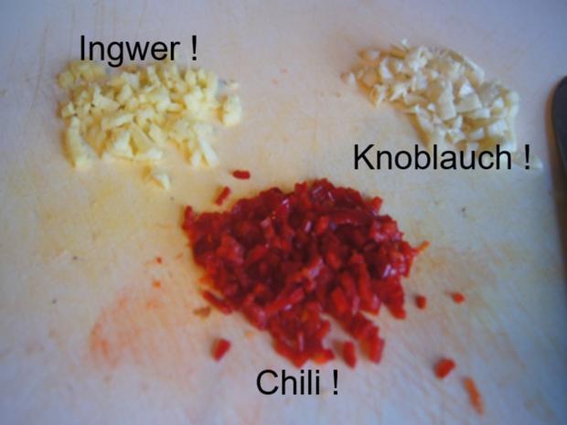 Rindfleischcurry mit Gemüsemix und Mie-Nudeln - Rezept - Bild Nr. 8