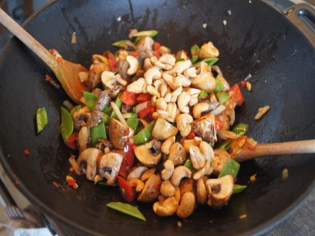 Rindfleischcurry mit Gemüsemix und Mie-Nudeln - Rezept - Bild Nr. 18