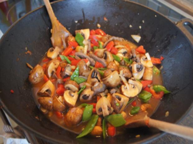 Rindfleischcurry mit Gemüsemix und Mie-Nudeln - Rezept - Bild Nr. 20