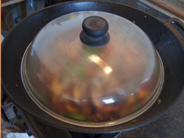 Rindfleischcurry mit Gemüsemix und Mie-Nudeln - Rezept - Bild Nr. 21