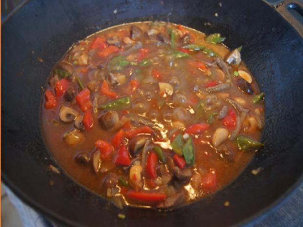 Rindfleischcurry mit Gemüsemix und Mie-Nudeln - Rezept - Bild Nr. 22