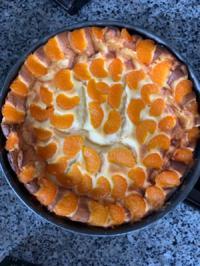 Käsekuchen mit Mandarinen, glutenfrei - Rezept - Bild Nr. 3