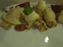 Apfel | Zimt | Schokolade | Salzkaramell | Nüsse - Rezept - Bild Nr. 3
